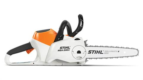 Stihl MSA 200 C-B in Mio, Michigan