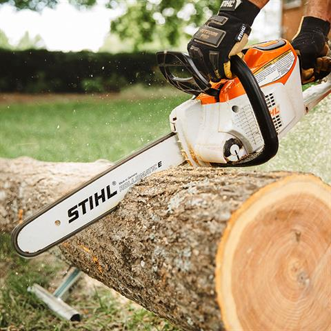 Stihl MSA 220 C-B Chainsaw in Philipsburg, Montana - Photo 2