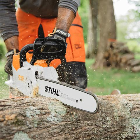 Stihl MSA 220 C-B Chainsaw in Philipsburg, Montana - Photo 4
