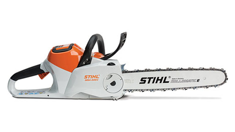 Stihl MSA 220 C-B 14 in. in Ogallala, Nebraska - Photo 1