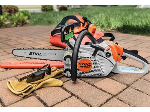 Stihl MS 150 C-E in Kerrville, Texas - Photo 2
