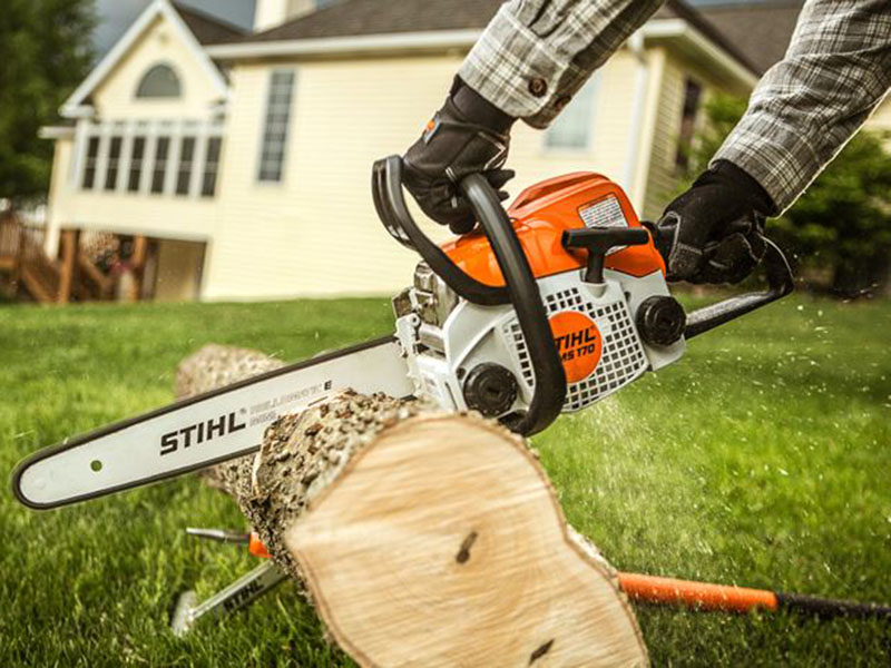 Stihl MS 170 in Saint Johnsbury, Vermont - Photo 2