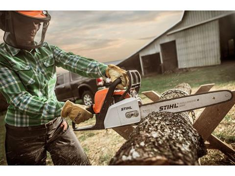 Stihl MS 170 in Saint Johnsbury, Vermont - Photo 3