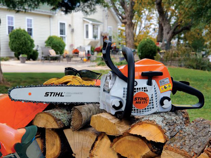 Stihl MS 171 in Kerrville, Texas - Photo 2