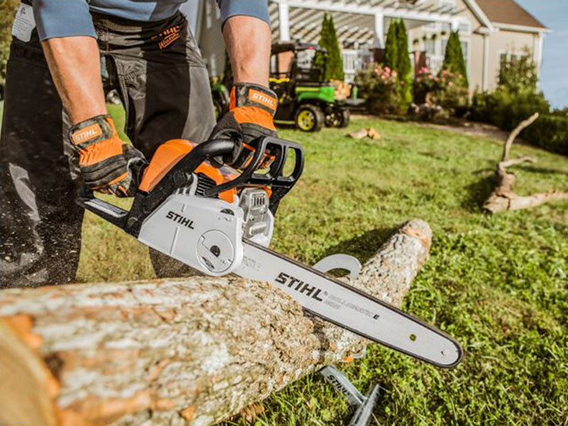 Stihl MS 180 C-BE in Kerrville, Texas - Photo 3