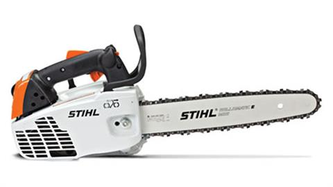 Stihl MS 193 T in Homer, Alaska