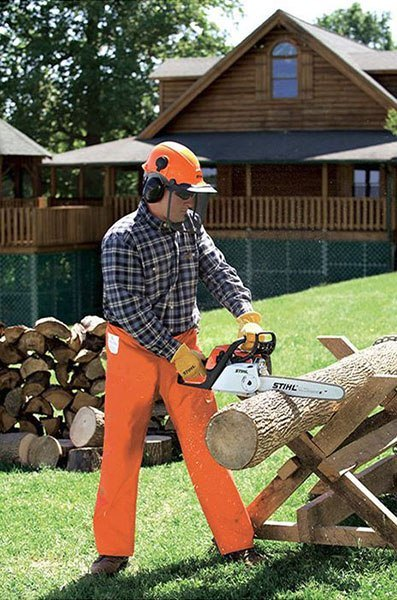Stihl MS 211 C-BE Chainsaw in Kerrville, Texas - Photo 3