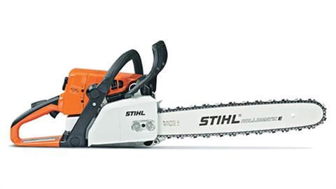 Stihl MS 250 in Homer, Alaska