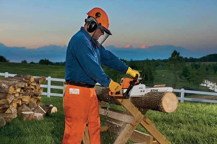 Stihl MS 250 in Fairbanks, Alaska - Photo 3