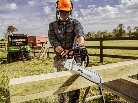 Stihl MS 250 in Greenville, North Carolina - Photo 3