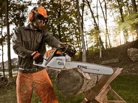 Stihl MS 291 20 in. in Purvis, Mississippi - Photo 3
