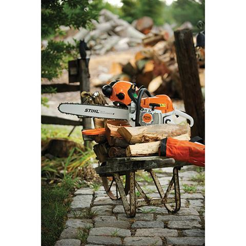 Stihl MS 311 in Fairbanks, Alaska - Photo 3