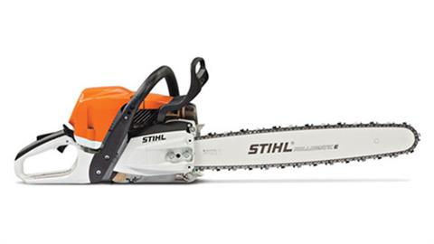 Stihl MS 362 in Homer, Alaska