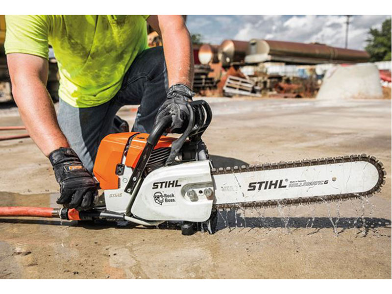Stihl GS 461 ROCK BOSS® in Fairbanks, Alaska - Photo 4