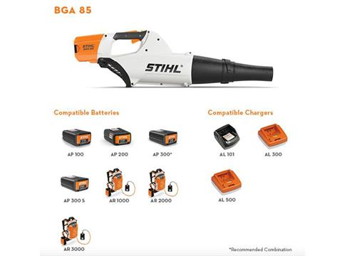 Stihl BGA 85 in Kerrville, Texas - Photo 2