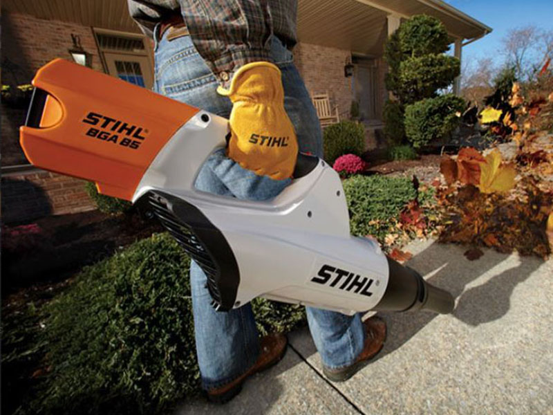 Stihl BGA 85 in Kerrville, Texas - Photo 3