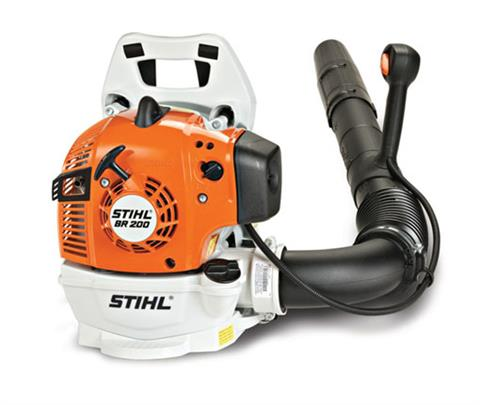 Stihl BR 200 in Fairbanks, Alaska - Photo 1