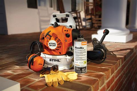 Stihl BR 200 in Fairbanks, Alaska - Photo 2