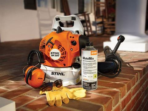 Stihl BR 200 in Purvis, Mississippi - Photo 2