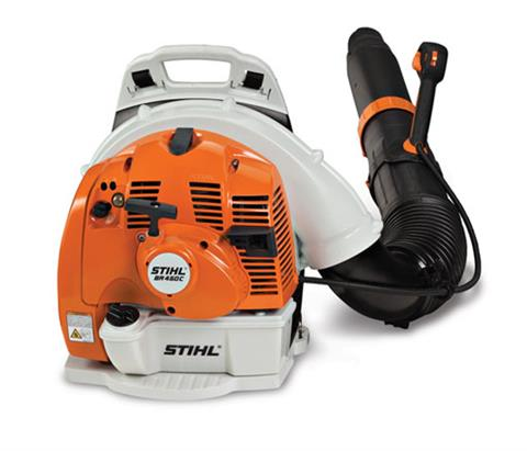 Stihl BR 450 C-EF in Fairbanks, Alaska - Photo 1