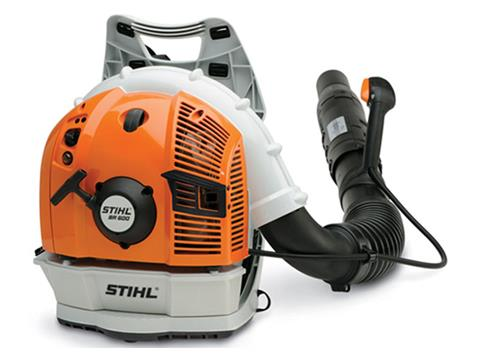 Stihl BR 600 in Greenville, North Carolina