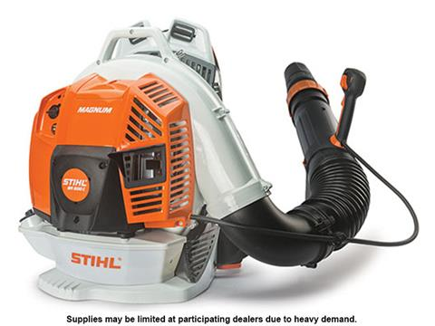 Stihl BR 800 C-E Magnum in Greenville, North Carolina