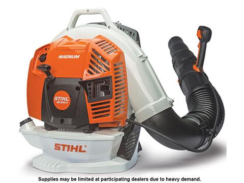 Stihl BR 800 X Magnum in Greenville, North Carolina