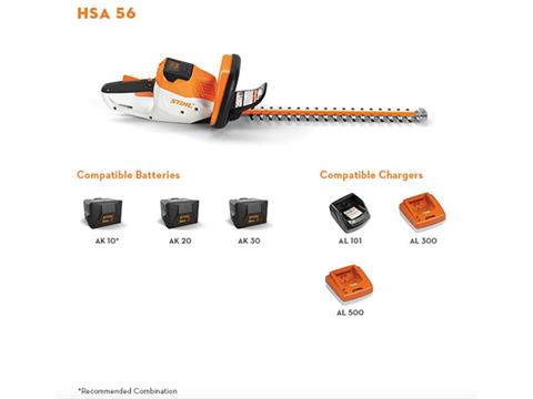 Stihl HSA 56 with Battery & Charger in Mio, Michigan - Photo 2