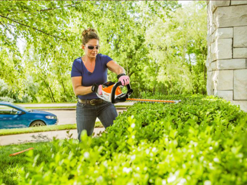 Stihl HSA 56 with Battery & Charger in Mio, Michigan - Photo 5