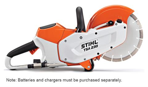 Stihl TSA 230 in Greenville, North Carolina
