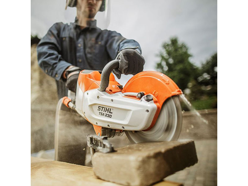 Stihl TSA 230 in Calmar, Iowa - Photo 3