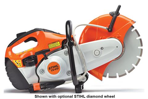 Stihl TS 410 Cutquik in Mio, Michigan