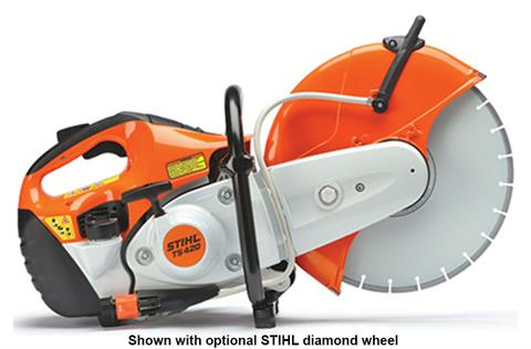Stihl TS 420 Cutquik in Mio, Michigan