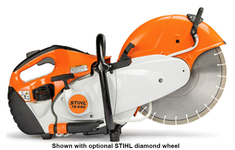 Stihl TS 440 STIHL Cutquik® in Kerrville, Texas - Photo 1