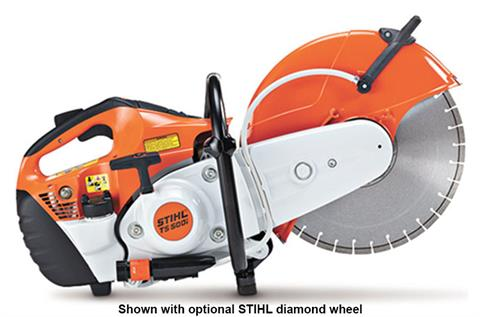 Stihl TS 500i STIHL Cutquik® in Mio, Michigan