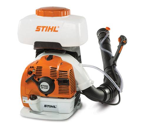 Stihl SR 430 Backpack Sprayer in Winchester, Tennessee