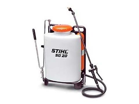 2011 Stihl SG 20 Manual Backpack Sprayer in Kerrville, Texas