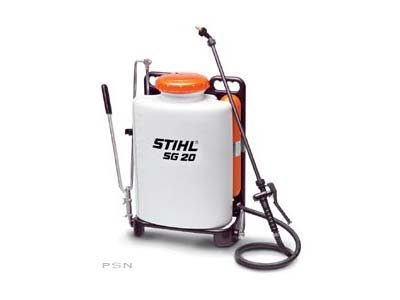 2012 Stihl SG 20 Manual Backpack Sprayer in Sparks, Nevada