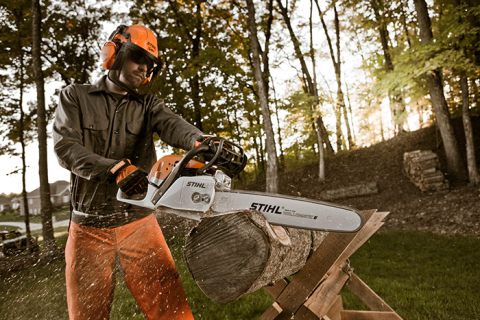 Stihl MS 291 in Fairbanks, Alaska - Photo 4