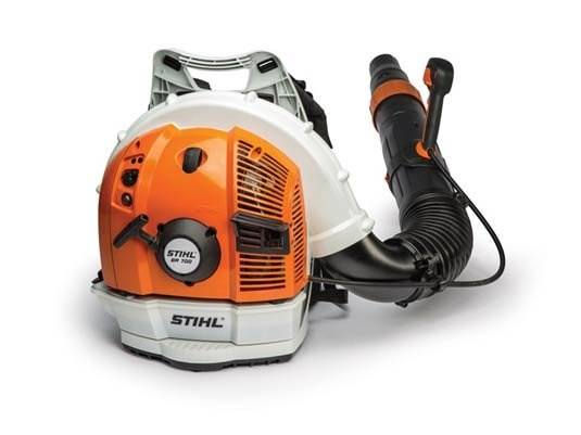 Stihl BR 700 in Fairbanks, Alaska
