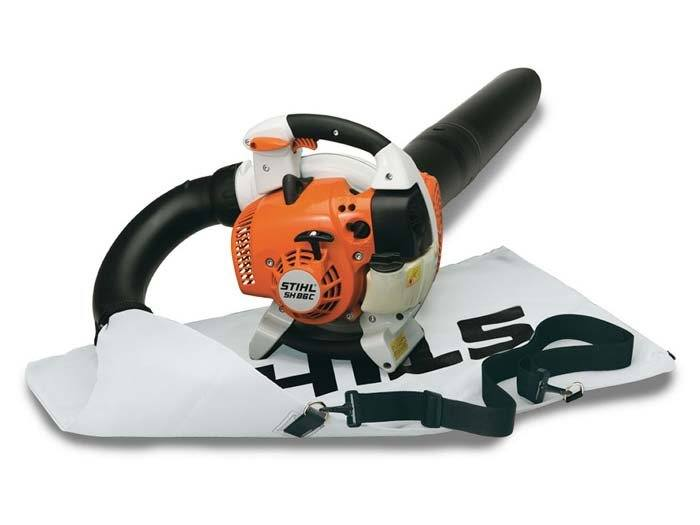 Stihl SH 86 C-E in Fairbanks, Alaska