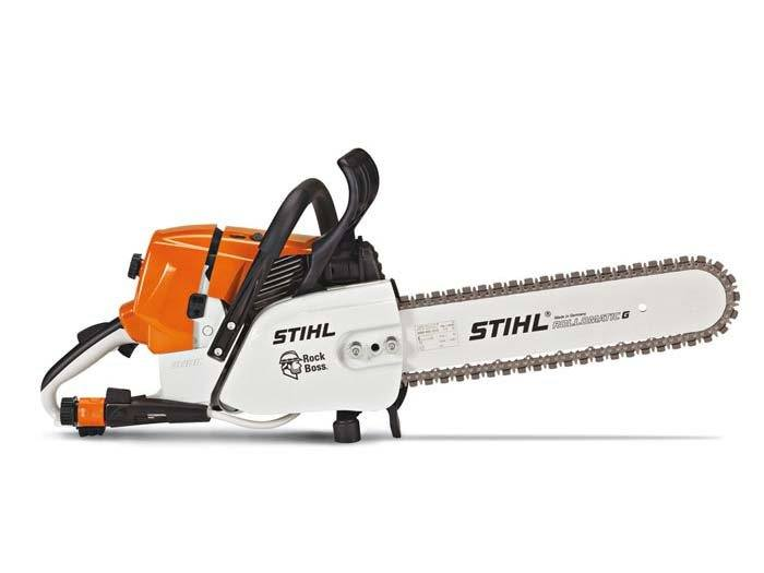 2017 Stihl GS 461 Rock Boss in Kerrville, Texas
