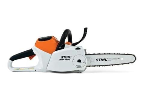 2017 Stihl MSA 160 C-BQ in Hotchkiss, Colorado