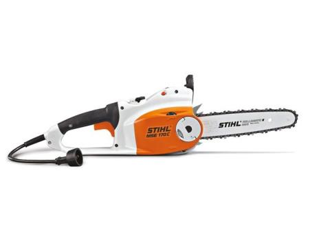 2017 Stihl MSE 170 C-BQ in Greenville, North Carolina