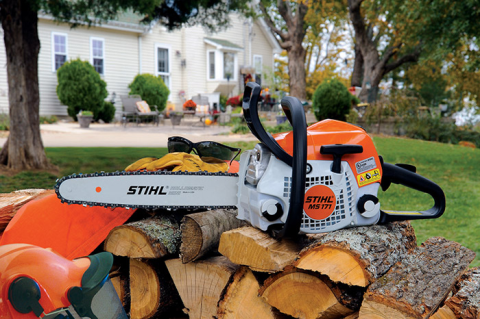 2017 Stihl MS 171 in Greenville, North Carolina