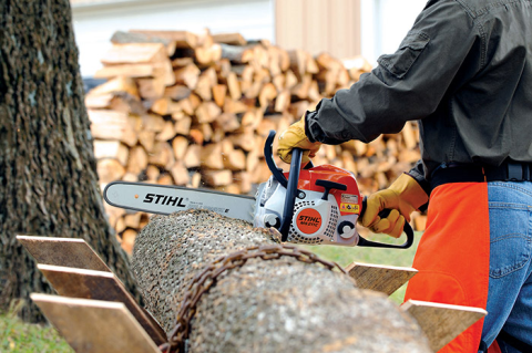 2017 Stihl MS 211 C-BE in Bingen, Washington
