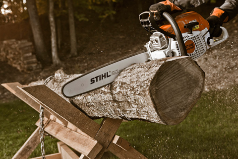 2017 Stihl MS 291 in Gridley, California