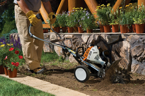 2017 Stihl MM 55 STIHL YARD BOSS in Iowa Falls, Iowa