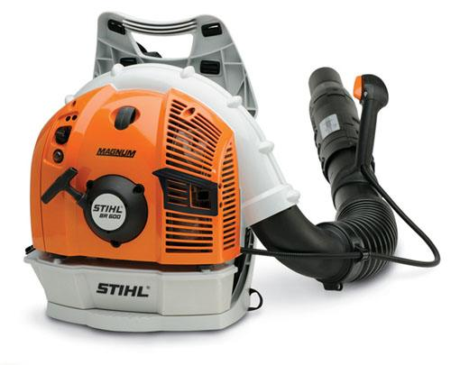 Stihl BR 600 in Saint Johnsbury, Vermont