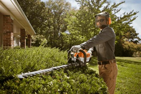 2017 Stihl HS 81 T Professional Hedge Trimmer in Greenville, North Carolina